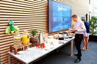 2016-09-16 Blu Planet water light breakfast